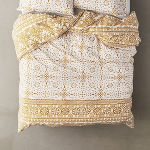 Urban Outfitters Evelyn Tile Duvet Cover